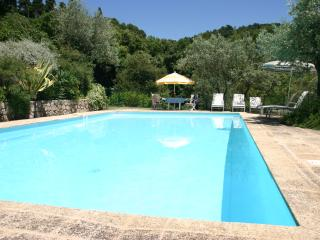 Les Micocouliers, Secluded 5bed, 4bath w/pool and 200m walk to village centre, Callas