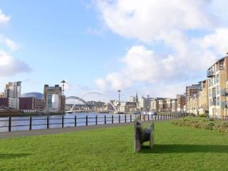 Riverside Apartment with fantastic views along the Tyne - Quayside, Newcastle