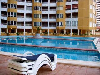 Apartamento Edif Atlántida 1ª linea playa Cullera