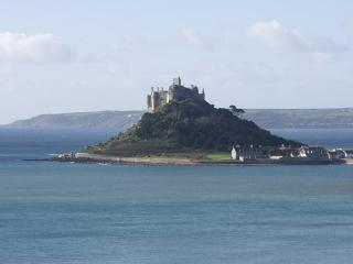 Legendary St Michaels Mount
