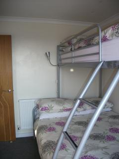 bedroom 3 sleeps 3