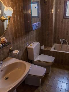 Baño 2ª planta.
