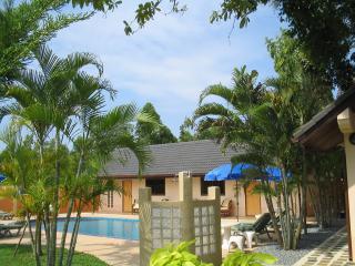 Garten,Pool,Bungalow