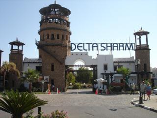 Delta Sharm entrance