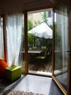 Terrasse 1 : El Patio