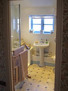 Albion Cottage bathroom