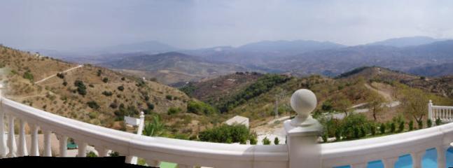 More Terrace views!
