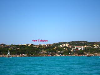 View Calyptus 80mt from beach free Wifi, Stintino