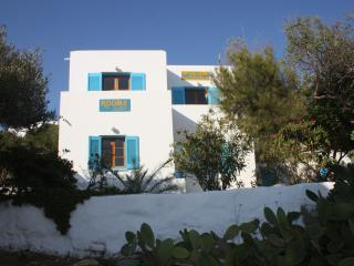 Meltemi 2-3 persons apartment, Logaras