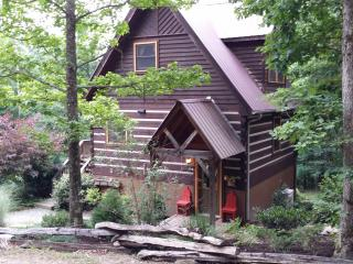 Paint Rock Cabin, Hot Springs