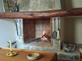 Acogedora casa en Torrelles de Foix para 7 persona