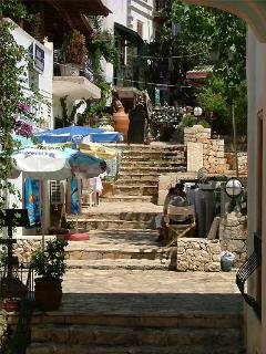 Kalkan town loads of exploring.