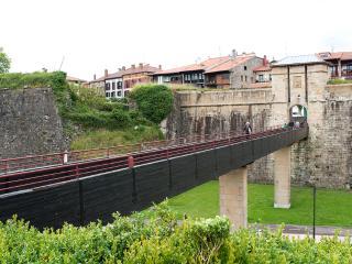 Acogedor piso en pleno casco histórico, Hondarribia (Fuenterrabía)