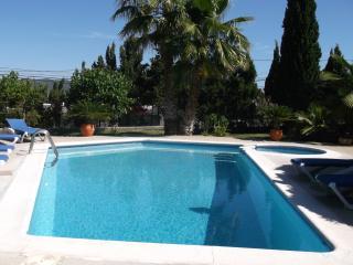 Villa con Piscina+Jardín IBIZA