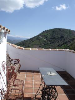 Roof Terrace with wonderful views