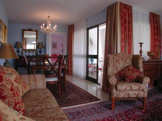 Gavllan Apartment - living room
