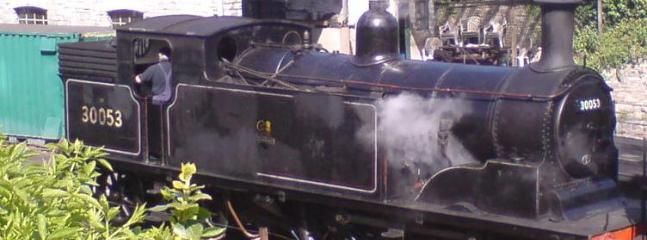 Swanage Steam Train