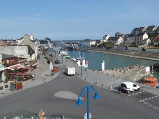 VUE SUR MER, Port-en-Bessin-Huppain