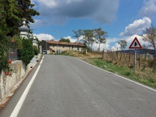 terratetto in colonica panoramica sulla citta', Vaglia