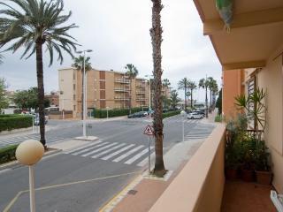 1 paso playa Arenal, sin piscina, 4 personas