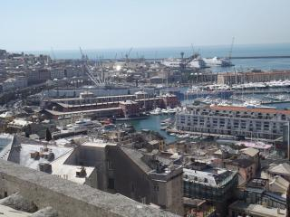La Mansarda sul Mare, Gênes