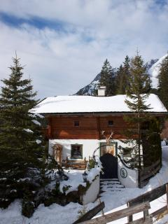 Chalet Arabella's Main Entrance