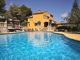 5 bedroom Villa in Xàbia, Valencia, Spain : ref 5047113