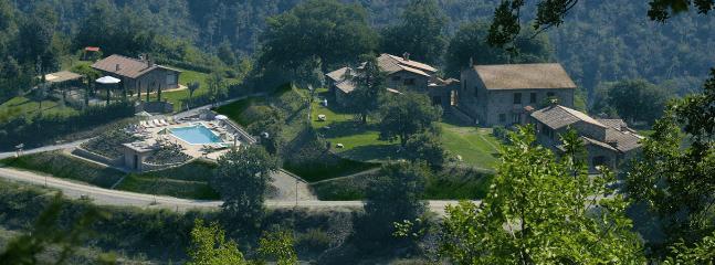 Casa vacanza in Casale a Ficulle - Orvieto