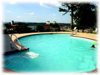 Sally's Lake Hamilton Condo.. Gated..3 bedroom lakefront condo, WIFI, No stairs!