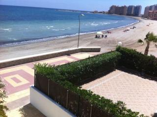 Primera linea de playa, La Manga del Mar Menor