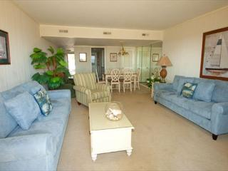 Ocean Club Villa 45 - 2 Bedroom 2 Bathroom Oceanfront Flat  Hilton Head, SC