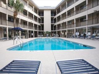 Seaside Villa 126 - 1 Bedroom 1 Bathroom Direct Oceanfront Flat Hilton Head