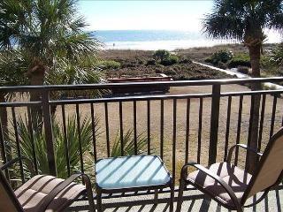Seaside Villa 226 - 1 Bedroom 1 Bathroom Oceanfront Flat  Hilton Head, SC