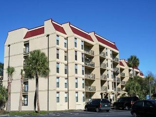 2 Bedroom 2 Bathroom Poolside Flat  at Xanadu Villas, Hilton Head, SC