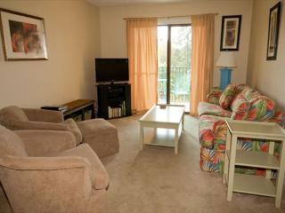 2 Bedroom 2 Bathroom Poolside Flat  at Xanadu Villas, Hilton Head, SC