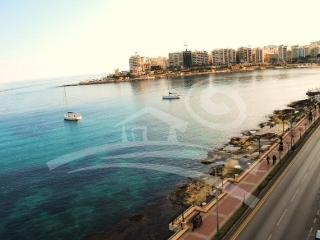 SEA FRONT ST JULIAN'S 2 BED APARTMENT