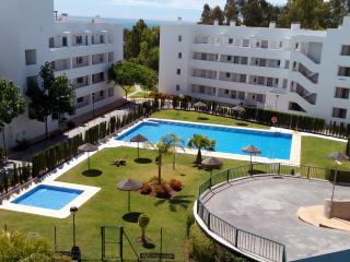 Apartamento de 2 habitaciones en Mijas Costa