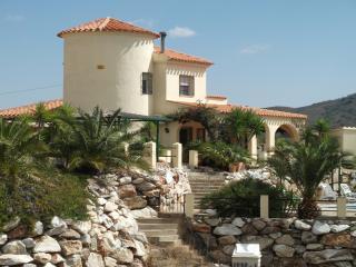 . spain, andalucia ,almeria province, lubrin, Lubrin