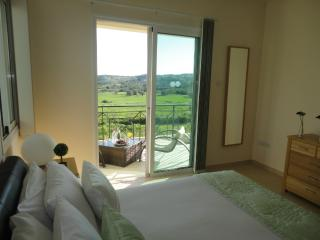 Stunning views from the master bedroom - sit back and relax on our comfy balcony chairs