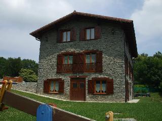 Casa rural aislada en Lesaka
