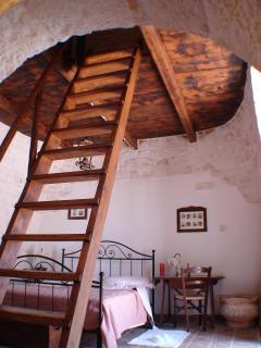 The loft of Trullo