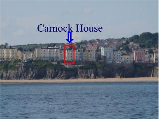 Carnock House St. Margaret's, Tenby