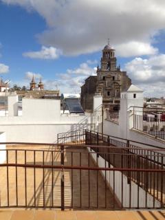 Jerez's sky