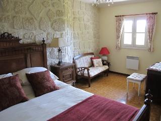 Master bedroom La Lavande