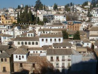APARTMENT BELOW THE ALHAMBRA, Granada