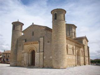 Iglesia San Martín   la joya del románico