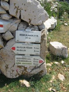 Also you can go hiking on one of the many hiking trails around Baška.