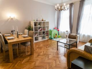 Beautiful apt 150m from Old Town Sq, Prag