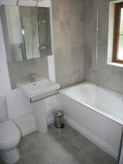 Downstairs en-suite bathroom
