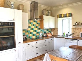 New kitchen fitted winter 2013/14
